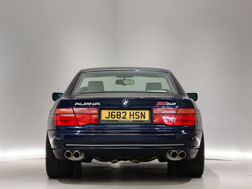 1991 Alpina BMW B12 5.0 V12 Coupe- 1 of Only 5 UK Cars Made SOLD (picture 3 of 6)