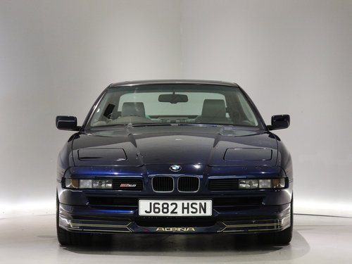 1991 Alpina BMW B12 5.0 V12 Coupe- 1 of Only 5 UK Cars Made SOLD (picture 4 of 6)