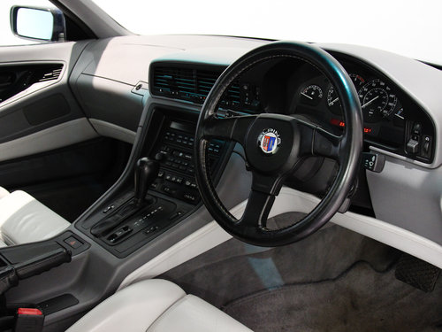 1991 Alpina BMW B12 5.0 V12 Coupe- 1 of Only 5 UK Cars Made SOLD (picture 6 of 6)