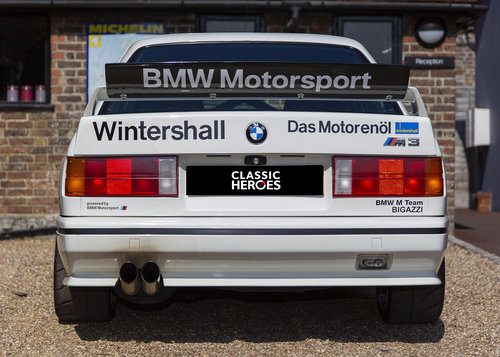 1987 BMW E30 M3 Competition Pack For Sale (picture 2 of 6)