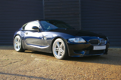 2007 BMW Z4 M 3.2 Coupe 6 Speed Manual (49,035 miles) SOLD (picture 1 of 6)