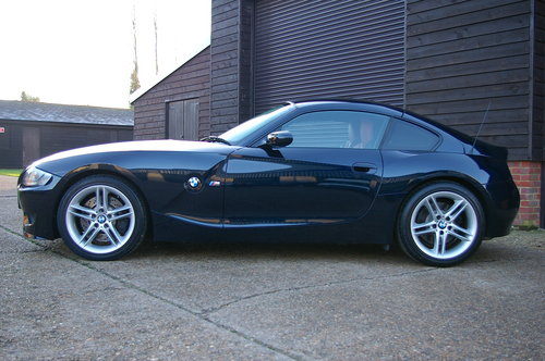 2007 BMW Z4 M 3.2 Coupe 6 Speed Manual (49,035 miles) SOLD (picture 2 of 6)