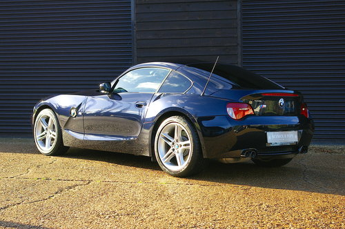 2007 BMW Z4 M 3.2 Coupe 6 Speed Manual (49,035 miles) SOLD (picture 3 of 6)