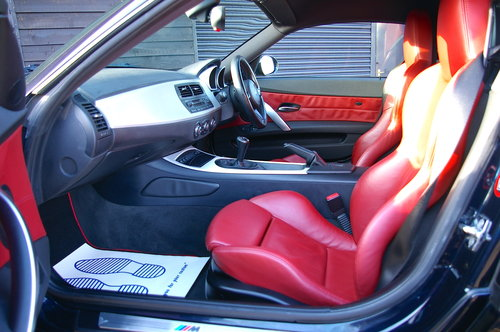 2007 BMW Z4 M 3.2 Coupe 6 Speed Manual (49,035 miles) SOLD (picture 4 of 6)