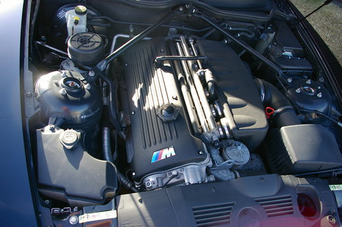 2007 BMW Z4 M 3.2 Coupe 6 Speed Manual (49,035 miles) SOLD (picture 6 of 6)