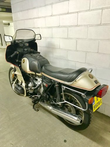 1979 Classic BMW R100RS For Sale (picture 3 of 3)