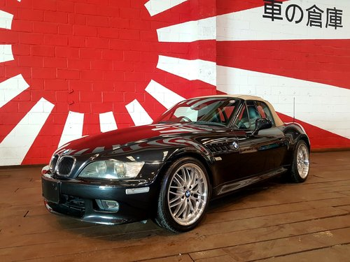 1999 BMW Z3 IMPORTED ROADSTER CONVERTIBLE 2.0 AUTOMATIC *  For Sale (picture 1 of 6)