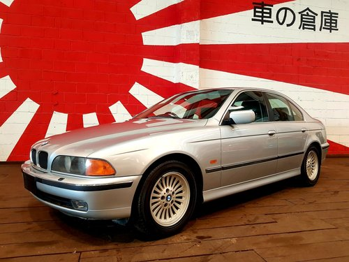 1997 BMW 5 SERIES 528I 2.8 * ONLY 10000 MILES * TOP GRADE IMPORT For Sale (picture 1 of 6)
