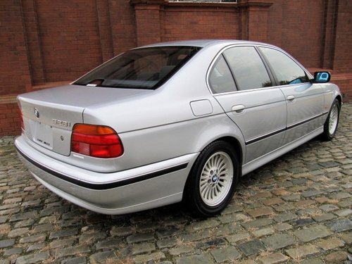 1997 BMW 5 SERIES 528I 2.8 * ONLY 10000 MILES * TOP GRADE IMPORT For Sale (picture 2 of 6)