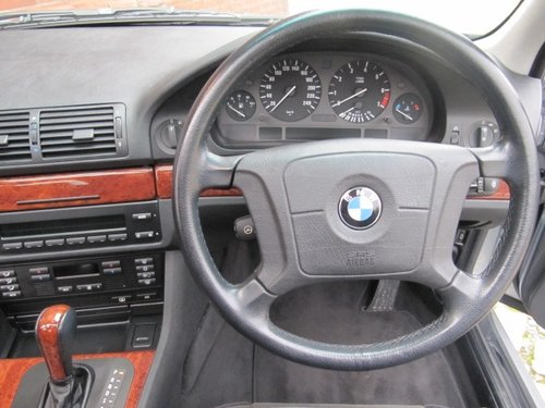 1997 BMW 5 SERIES 528I 2.8 * ONLY 10000 MILES * TOP GRADE IMPORT For Sale (picture 5 of 6)