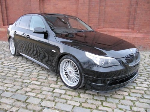 2007 BMW ALPINA B5 4.4 V8 SUPERCHARGED * 1 OF 428 MADE * LOW MILE SOLD (picture 1 of 6)