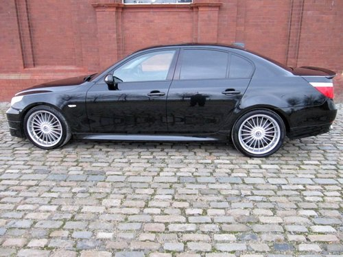 2007 BMW ALPINA B5 4.4 V8 SUPERCHARGED * 1 OF 428 MADE * LOW MILE SOLD (picture 3 of 6)