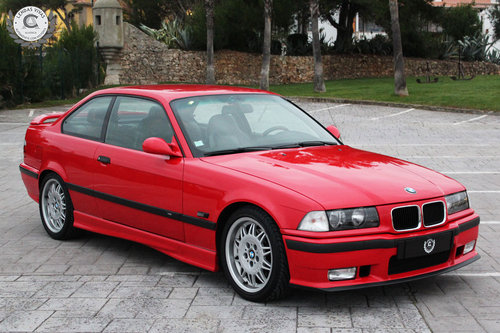 BMW M3 E36 3.0 CC 1994 SOLD (picture 1 of 6)