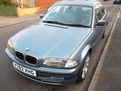 BMW 330i SE 2001 2 OWNERS FULL SERVICE HISTORY JAN MOT 136K  For Sale (picture 2 of 6)