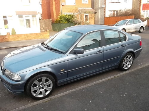 BMW 330i SE 2001 2 OWNERS FULL SERVICE HISTORY JAN MOT 136K  For Sale (picture 3 of 6)