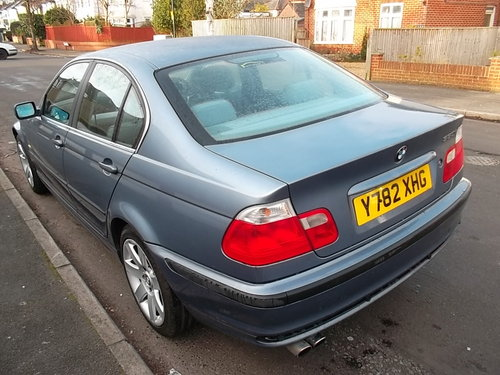 BMW 330i SE 2001 2 OWNERS FULL SERVICE HISTORY JAN MOT 136K  For Sale (picture 4 of 6)