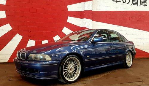 2001 BMW ALPINA 4.6 V8 B10 E39 - LOW MILEAGE For Sale (picture 1 of 6)