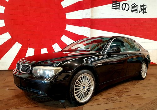 2005 BMW 7 SERIES 745i * 4.4 AUTOMATIC * LEATHER SEATS * SUNROOF For Sale (picture 1 of 6)