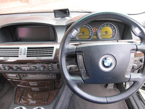 2005 BMW 7 SERIES 745i * 4.4 AUTOMATIC * LEATHER SEATS * SUNROOF For Sale (picture 5 of 6)