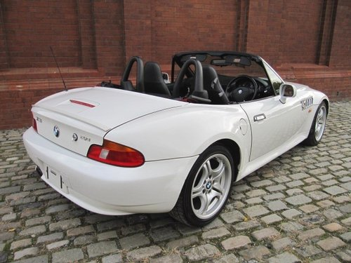 1999 BMW Z3 IMPORTED ROADSTER CONVERTIBLE 2.0 AUTOMATIC *  For Sale (picture 2 of 6)