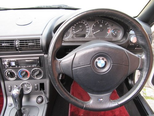 1999 BMW Z3 IMPORTED ROADSTER CONVERTIBLE 2.0 AUTOMATIC *  For Sale (picture 4 of 6)