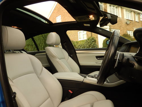 2013 BMW M5 F10 -- facelift model -- f/ BMW/s/h For Sale (picture 4 of 6)