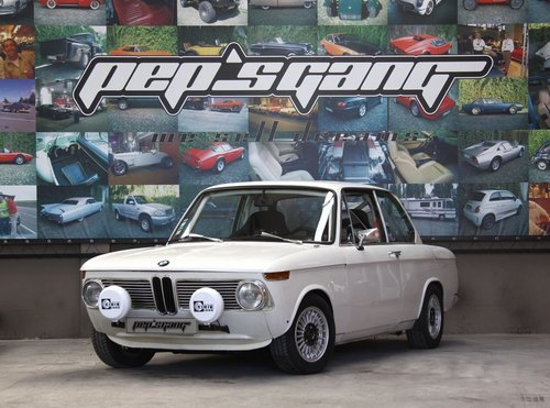 1971 rare bmw 2002ti  ti original For Sale (picture 1 of 5)