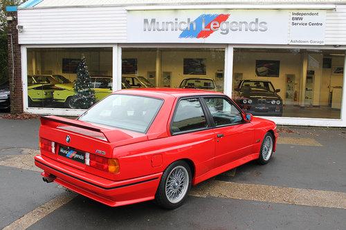 1990 BMW E30 M3 Sport Evo For Sale (picture 3 of 6)