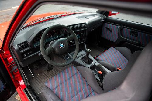 1990 BMW E30 M3 Sport Evo For Sale (picture 5 of 6)