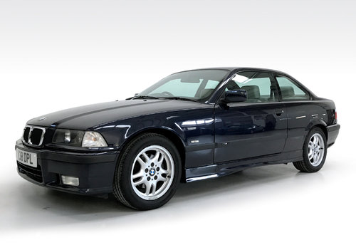 1999 BMW 318iS M Sport SOLD (picture 1 of 6)