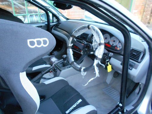 2002 BMW M3 Coupe Coupe Manual RACE CAR CONVERSION SOLD (picture 4 of 4)