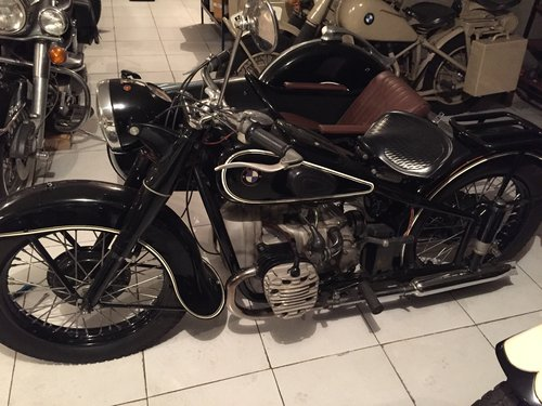 1938 BMW R71 with Sidecar For Sale (picture 3 of 6)