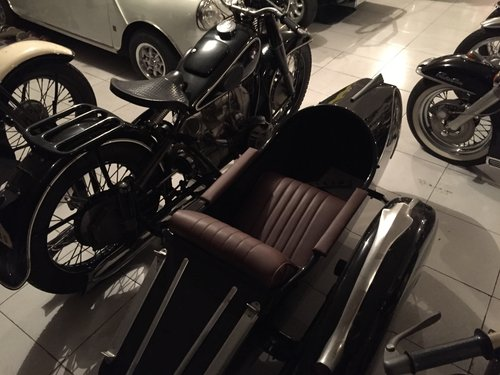 1938 BMW R71 with Sidecar For Sale (picture 4 of 6)