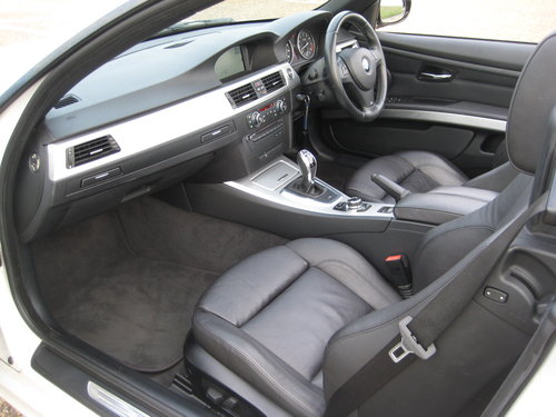 2011 BMW 335i Twin Turbo DCT Convertible With Only 27,000 Miles For Sale (picture 3 of 6)