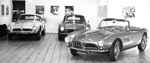 1958 BMW 507 For Sale (picture 1 of 1)