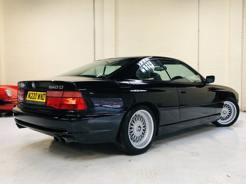 1995 BMW 840CI AUTO - SUPERB PRICE, BE QUICK! SOLD (picture 5 of 6)