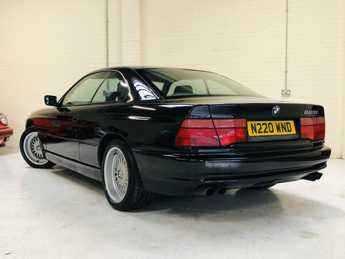 1995 BMW 840CI AUTO - SUPERB PRICE, BE QUICK! SOLD (picture 6 of 6)