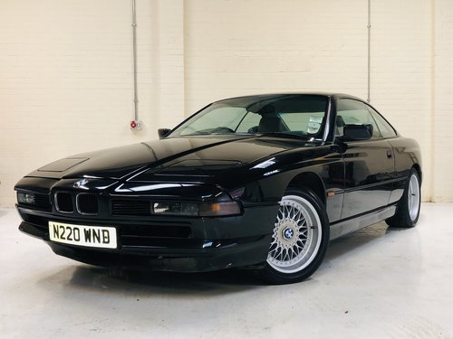 1995 BMW 840CI AUTO - SUPERB PRICE, BE QUICK! SOLD (picture 1 of 6)