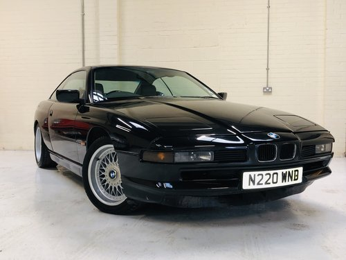 1995 BMW 840CI AUTO - SUPERB PRICE, BE QUICK! SOLD (picture 2 of 6)