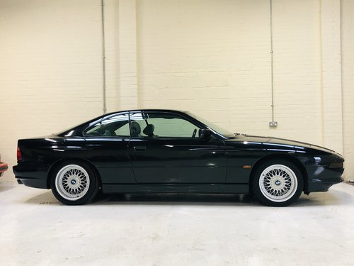 1995 BMW 840CI AUTO - SUPERB PRICE, BE QUICK! SOLD (picture 3 of 6)