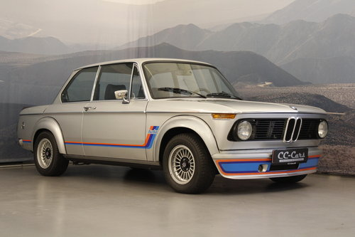 1975 BMW 2002 Turbo For Sale (picture 1 of 6)