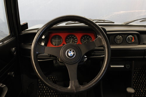 1975 BMW 2002 Turbo For Sale (picture 5 of 6)