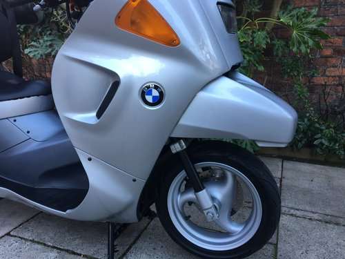 2002 BMW C1 200, 4018miles, 2 Owners, Exceptional Condition  SOLD (picture 4 of 6)