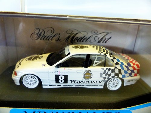 BMW 318i-ADAC TW-CUP 1994-MINICHAMPS 1:43 SCALE For Sale (picture 1 of 6)