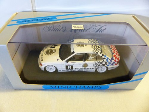BMW 318i-ADAC TW-CUP 1994-MINICHAMPS 1:43 SCALE For Sale (picture 2 of 6)