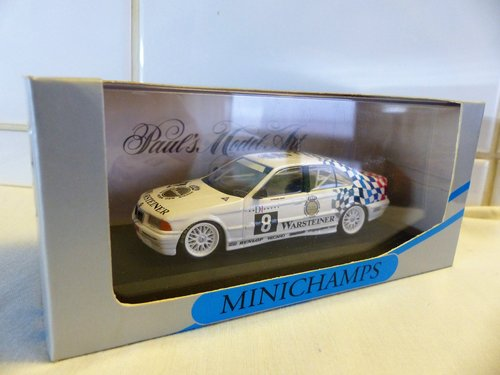 BMW 318i-ADAC TW-CUP 1994-MINICHAMPS 1:43 SCALE For Sale (picture 6 of 6)