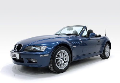 2002 BMW Z3 1.9 Roadster DEPOSIT TAKEN! SOLD (picture 1 of 6)