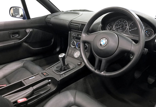 2002 BMW Z3 1.9 Roadster DEPOSIT TAKEN! SOLD (picture 4 of 6)