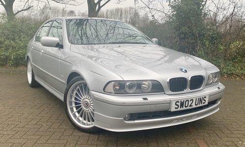 2002 BMW E39 Alpina B10 V8 S  ONE OF 42 RHD UK CARS For Sale (picture 1 of 6)