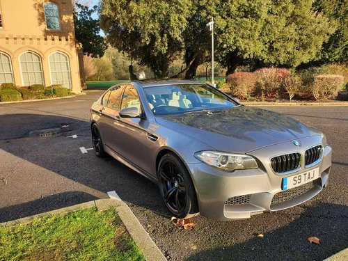 2014 BMW M5 Saloon DCT  For Sale (picture 1 of 5)